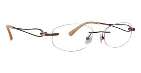 Totally Rimless TR 191 Gold