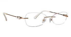 Totally Rimless TR 190 Gold