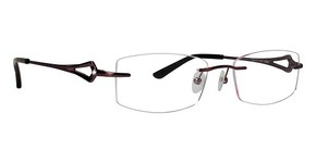 Totally Rimless TR 176 Soft Brown