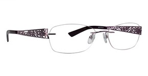 Totally Rimless TR 175 Lavender