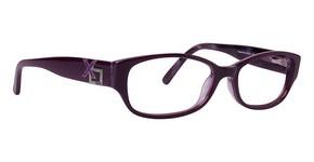 XOXO Vibrant Purple Horn