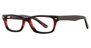 A&A Optical Sonya Burgundy