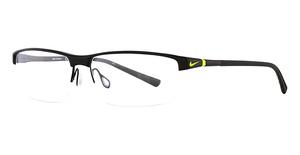 Nike Nike 6052 (002) Satin Black/Venom Green