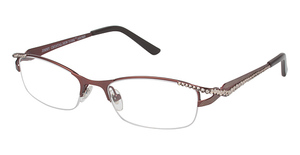 A&A Optical Adorn Brown