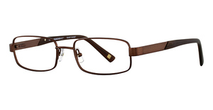 Marchon M-STONE STREET (210) Satin Brown