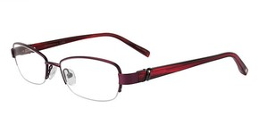 Jones New York J477 Burgundy