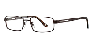 Marchon M-EXCHANGE (210) Satin Brown