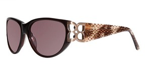 BCBG Max Azria Amuse Brown Transparent