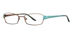Wildflower Silverling Glasses
