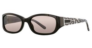 Vivian Morgan 8809 Black/Snow Leopard