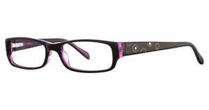 Vivian Morgan 8003 Black Purple