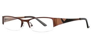 Vivian Morgan 8012 Brown Fade