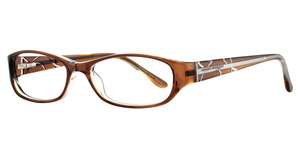 Vivian Morgan 8001 Brown Crystal