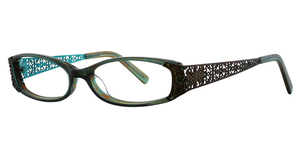 Vivian Morgan 8009 Forest Turquoise