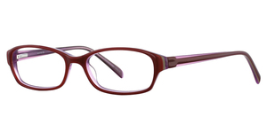 Vivian Morgan 8002 BURGUNDY PURPLE