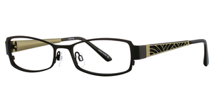 Vivian Morgan 8015 Black/Gold