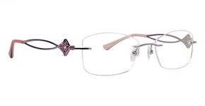 Totally Rimless TR 212 Eyeglasses