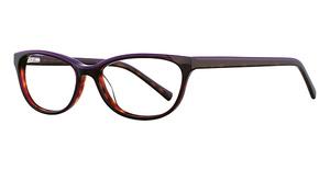 Wildflower Galax Glasses