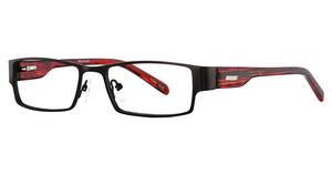 K-12 4056 Black/Red