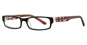 K-12 4050 Black Crystal/Red