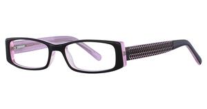 K-12 4069 Black/Pink