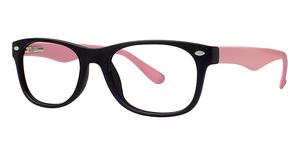 Modern Plastics II Equal Black/Pink