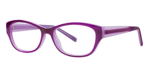 Modern Plastics I Amber Purple/Lilac
