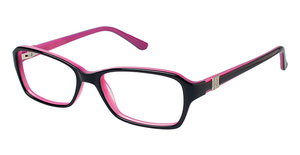Ann Taylor AT306 Black w/Pink