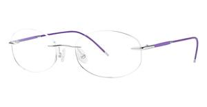Modz Titanium Empress Silver/Purple