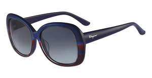 Salvatore Ferragamo SF678S Sunglasses