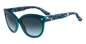 Salvatore Ferragamo SF675S Sunglasses