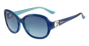 Salvatore Ferragamo SF703SR Sunglasses
