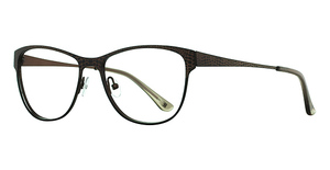 London Fog Womens Cora Eyeglasses