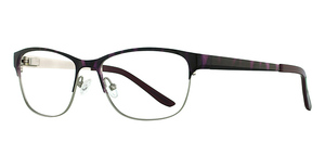 Wildflower Larkspur Glasses