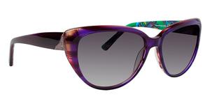 Vera Bradley Penny Sunglasses