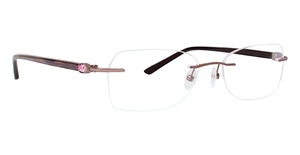 Totally Rimless TR 218 Eyeglasses