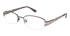 Jimmy Crystal New York Elegant Eyeglasses