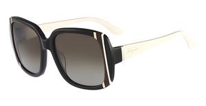 Salvatore Ferragamo SF672S Sunglasses