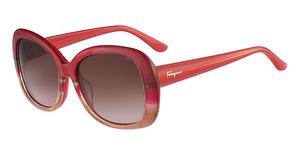 Salvatore Ferragamo SF678S Sunglasses