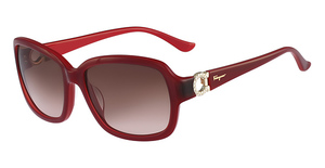 Salvatore Ferragamo SF704SR Sunglasses