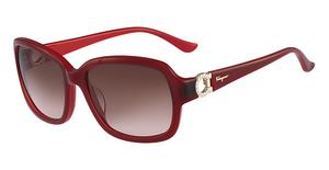 Salvatore Ferragamo SF704SR Sunglasses