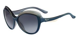 Salvatore Ferragamo SF705S Sunglasses