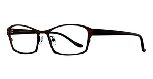 London Fog Womens Jewell Eyeglasses