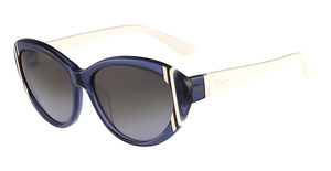 Salvatore Ferragamo SF673S Sunglasses