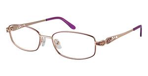 Fleur De Lis L114 Eyeglasses