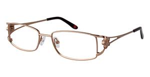 Fleur De Lis L116 Eyeglasses