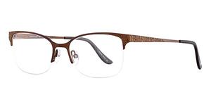 London Fog Womens Nell Eyeglasses