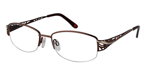 Fleur De Lis L117 Prescription Glasses