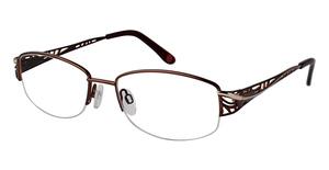 Fleur De Lis L117 Eyeglasses