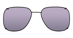Hilco Glide-Fit Square Sunglasses